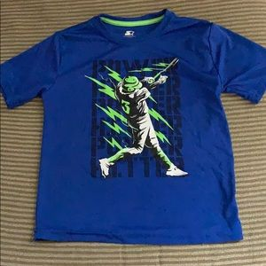 Boys baseball T-shirt